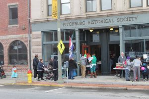 Fitchburg Historical Society welcomes Main Street Trick or Treaters